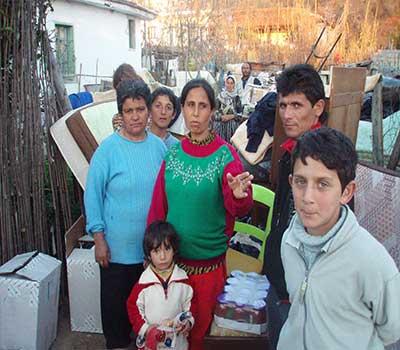 Familje Rome